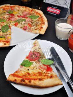 Pizza z dziupli